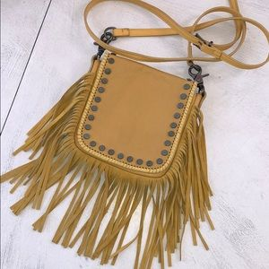 Montana West leather crossbody purse